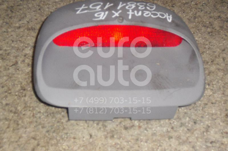 Фонарь задний (стоп сигнал) для Hyundai Accent II (+ТАГАЗ) 2000-2012 - Фото №1