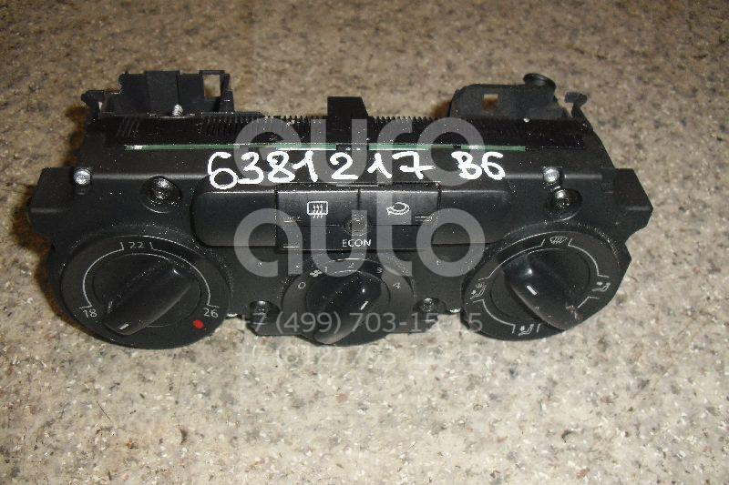 Блок управления отопителем для VW,Audi Passat [B6] 2005-2010;A3 [8PA] Sportback 2004-2013;Passat CC 2008> - Фото №1