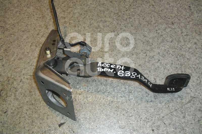 Педаль тормоза для Hyundai Accent II (+ТАГАЗ) 2000-2012 - Фото №1