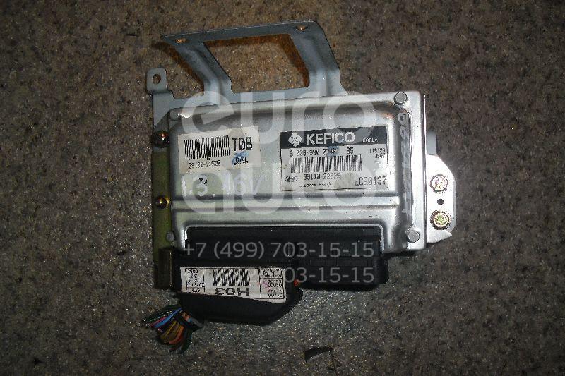 Блок управления двигателем для Hyundai Accent II (+ТАГАЗ) 2000-2012 - Фото №1