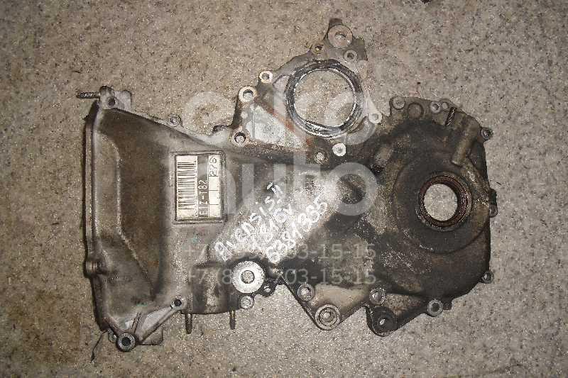 Крышка двигателя передняя для Toyota Avensis II 2003-2008;Avensis I 1997-2003;Celica (ZT23#) 1999-2005;Corolla E12 2001-2006;Auris (E15) 2006-2012;Corolla E15 2006-2013;CorollaVerso 2004-2009 - Фото №1