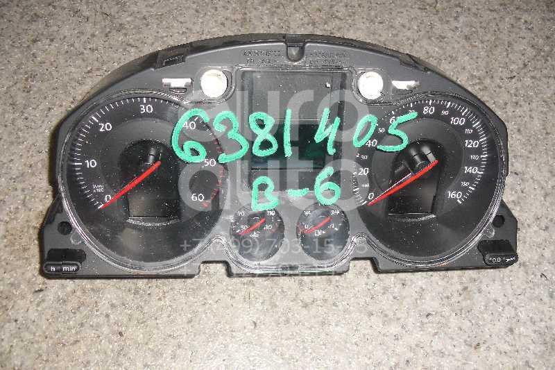 Панель приборов для VW Passat [B6] 2005-2010 - Фото №1