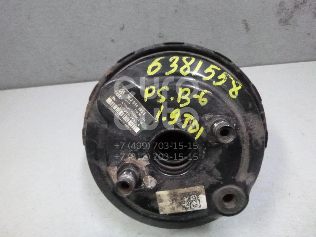 Усилитель тормозов вакуумный для VW Passat [B6] 2005-2010;Golf V 2003-2009;Jetta 2006-2011 - Фото №1