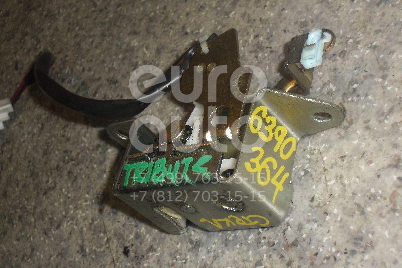 Купить Замок багажника Mazda Tribute (EP) 2000-2007; (EC01623A0D)