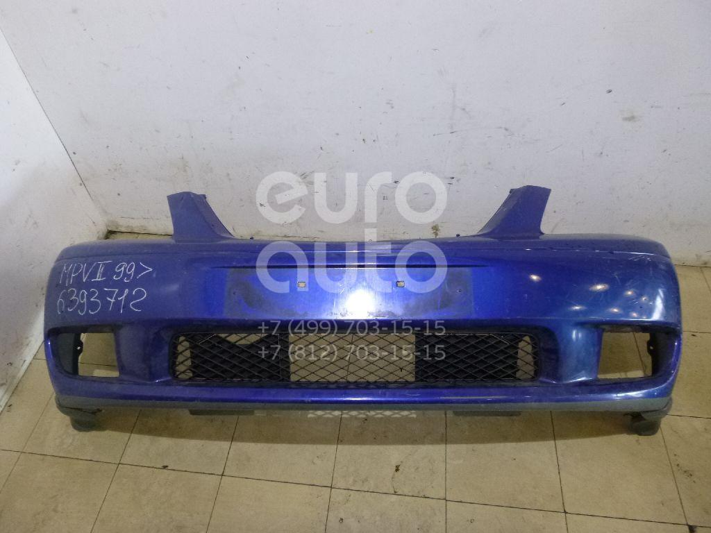 Купить Бампер передний Mazda MPV II (LW) 1999-2006; (L08250031B)