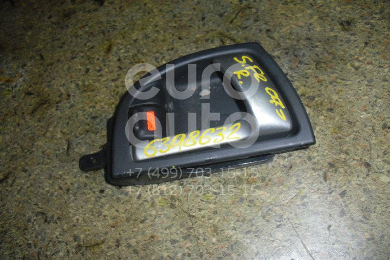 Купить Ручка двери внутренняя правая Hyundai Santa Fe (CM) 2006-2012; (826202B000J4)