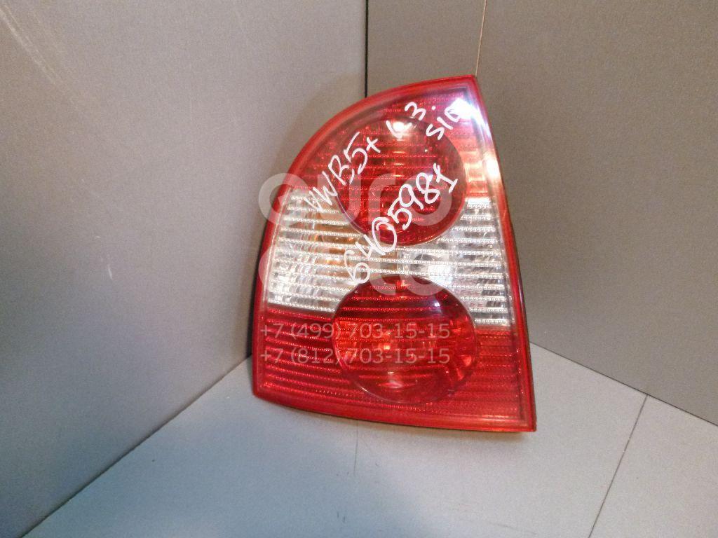 Купить Фонарь задний левый VW Passat [B5] 2000-2005; (3B5945095AE)