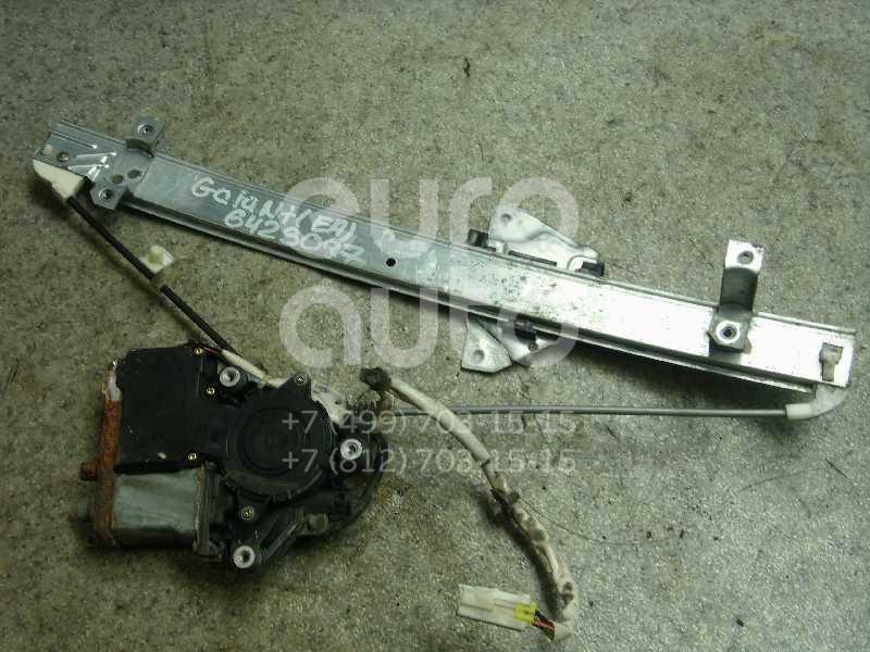 Купить Стеклоподъемник электр. задний правый Mitsubishi Galant (EA) 1997-2003; (MR214288)