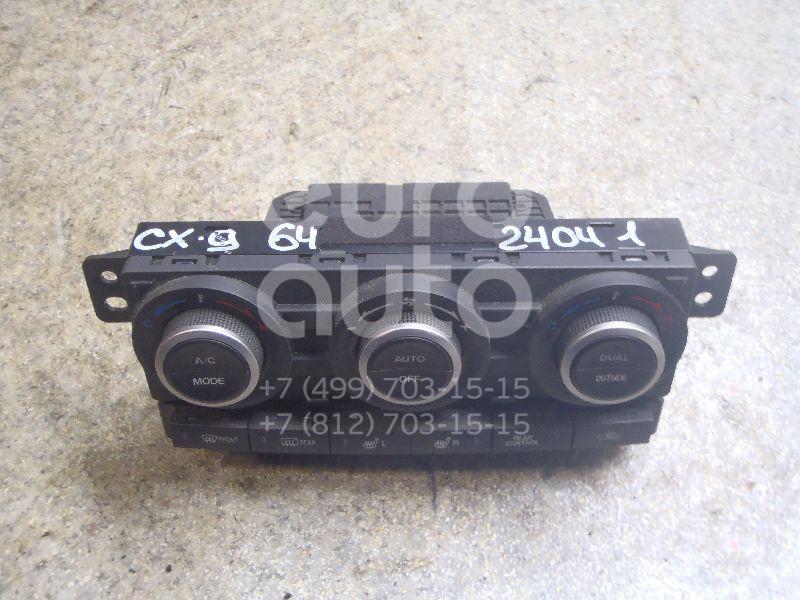 Купить Блок управления климатической установкой Mazda CX 9 2007-2016; (TD1261190E)