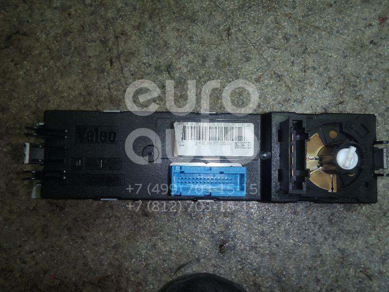 Купить Блок управления отопителем Opel Vectra C 2002-2008; (13138190)