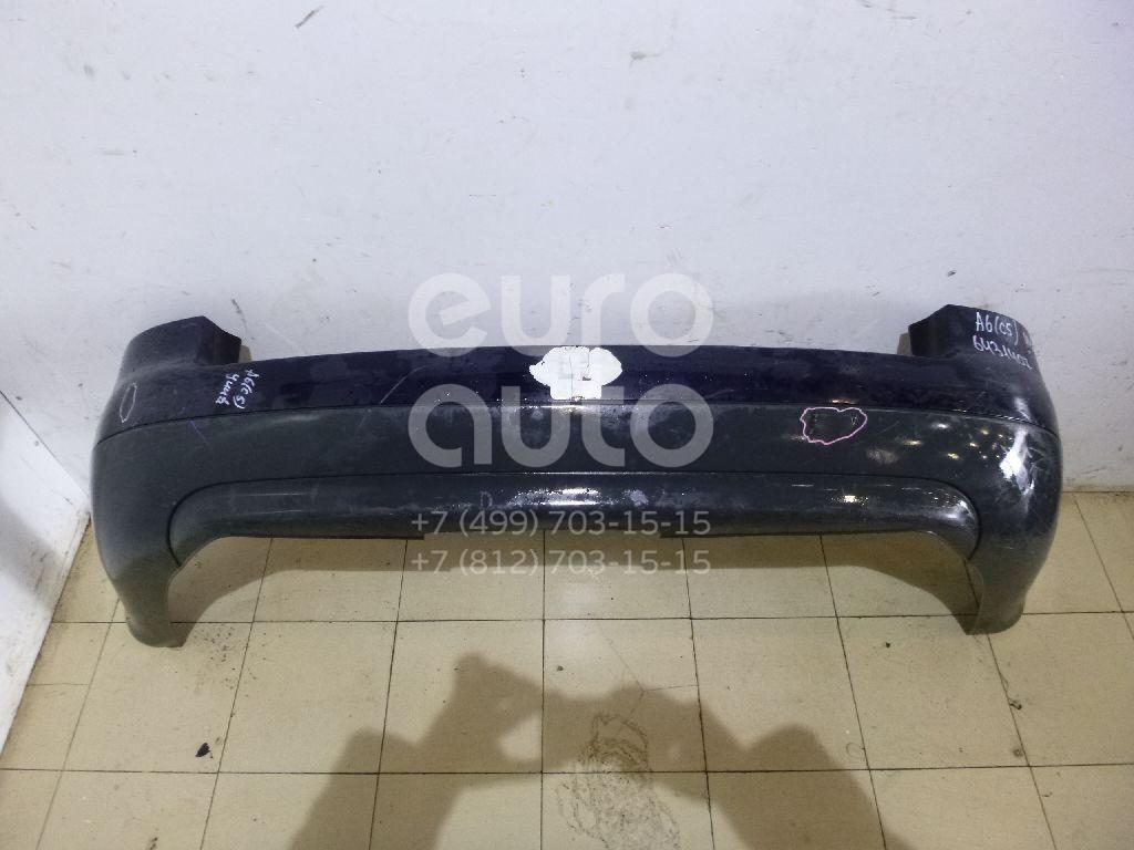 Купить Бампер задний Audi A6 [C5] 1997-2004; (4B9807303GRU)
