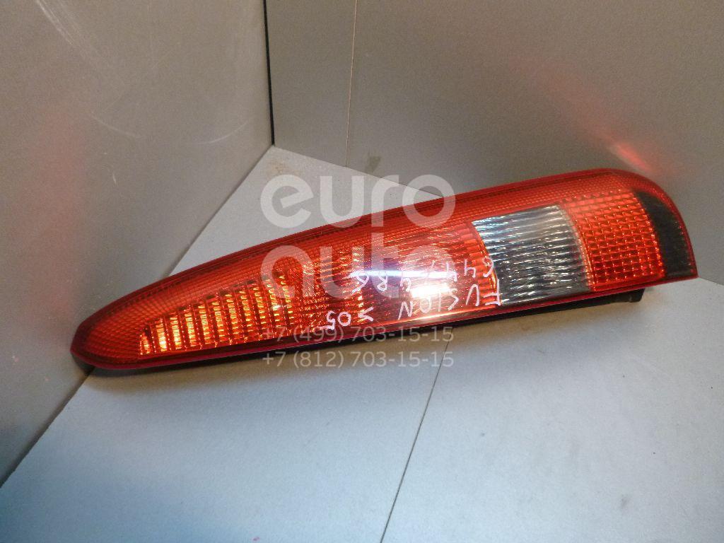 Фонарь задний правый Ford Fusion 2002-2012; (1206100)
