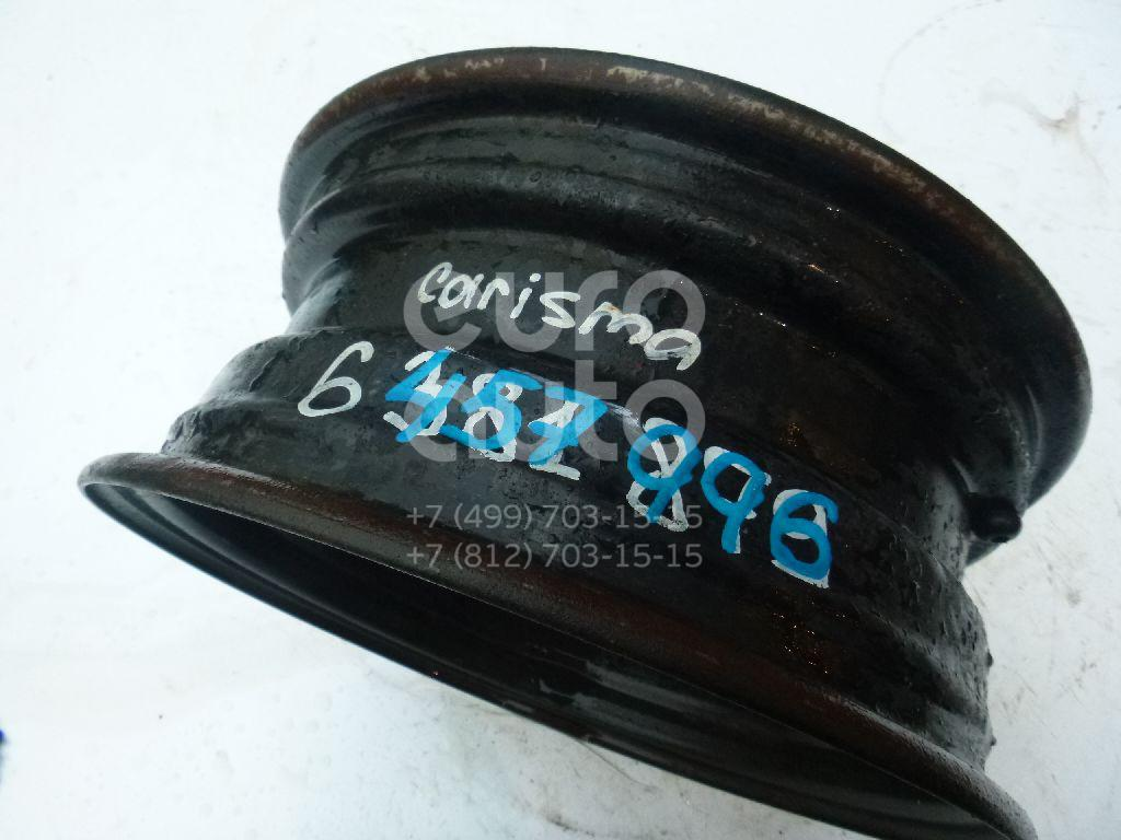 Диск колесный железо для Mitsubishi Carisma (DA) 2000-2003 - Фото №1
