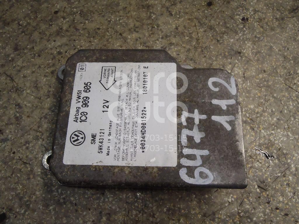 Купить Блок управления AIR BAG VW Sharan 2000-2004; (1C0909605)