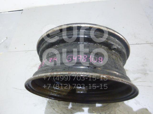 Диск колесный железо для Opel Vectra B 1995-1999;Vectra B 1999-2002 - Фото №1