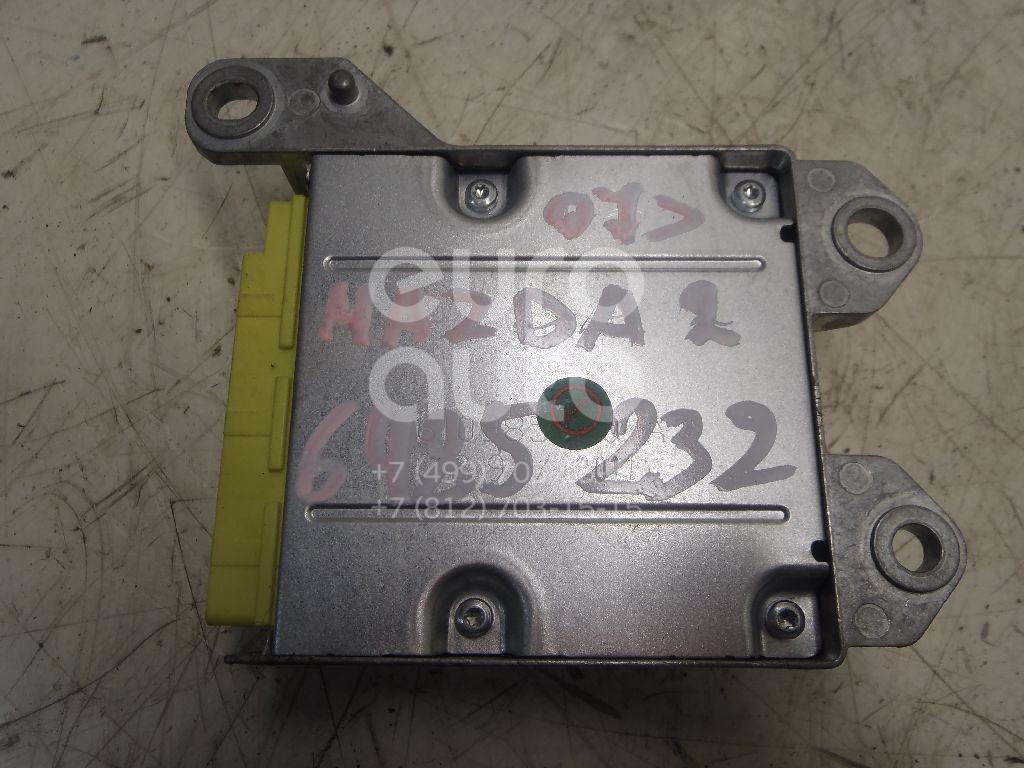 Купить Блок управления AIR BAG Mazda Mazda 2 (DE) 2007-2014; (DF7357K30E)