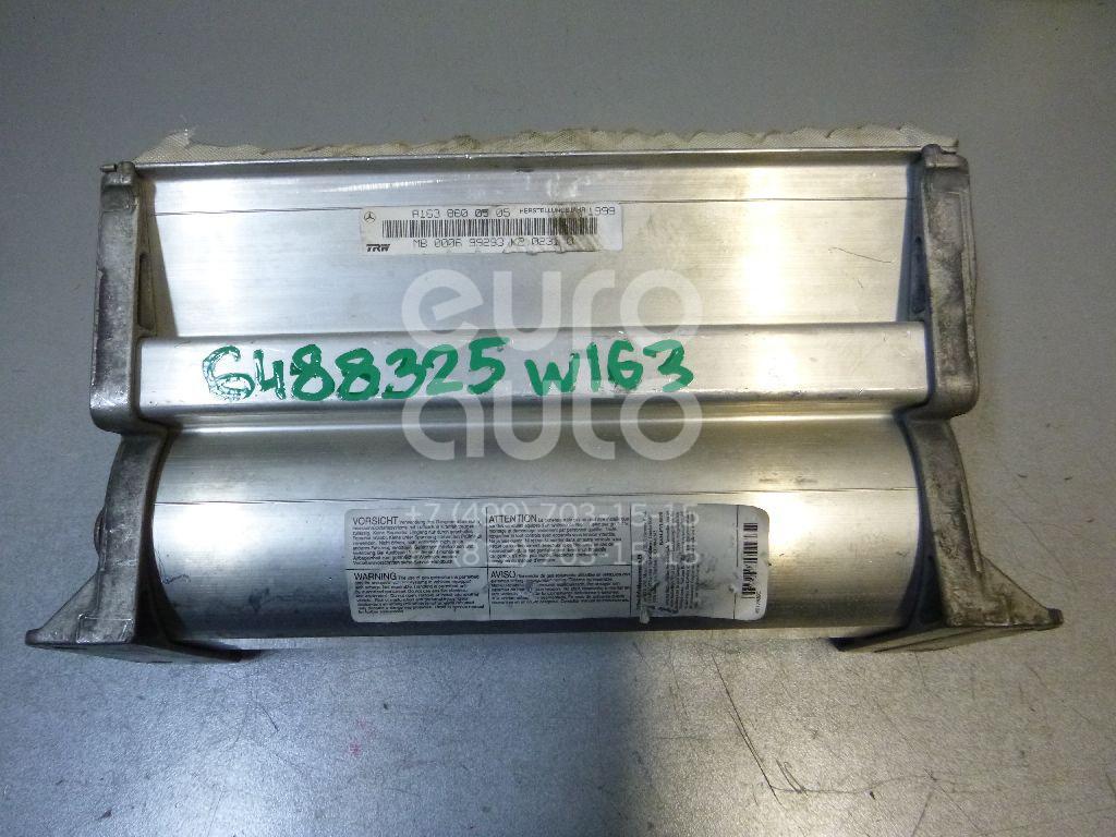 Купить Подушка безопасности пассажирская (в торпедо) Mercedes Benz W163 M-Klasse (ML) 1998-2004; (1638600505)