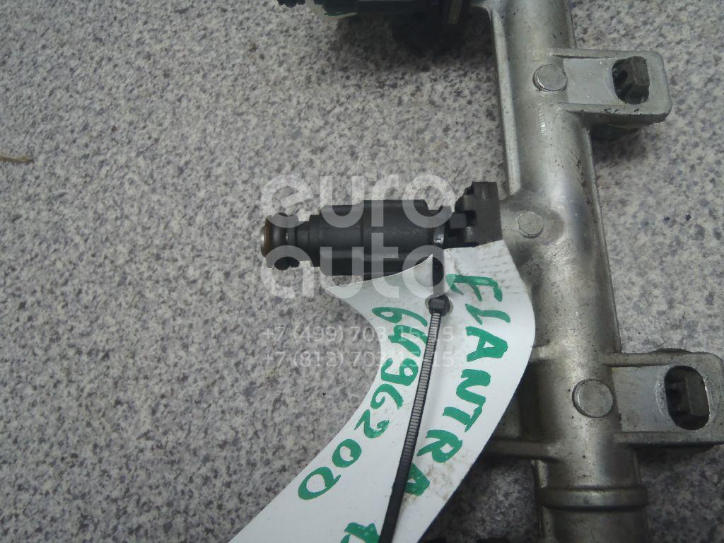 Купить Форсунка инжекторная электрическая Hyundai Elantra 2000-2006; (3531022600)