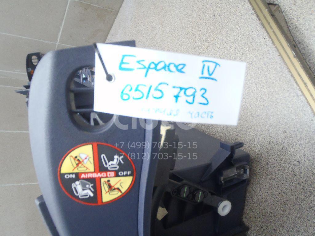 Купить Торпедо Renault Espace IV 2002-2014; (7701054681)