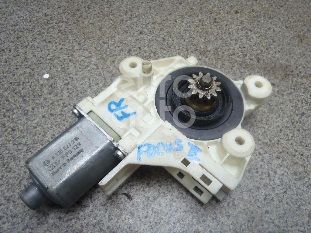 Купить Моторчик стеклоподъемника Ford Focus II 2005-2008; (1347884)