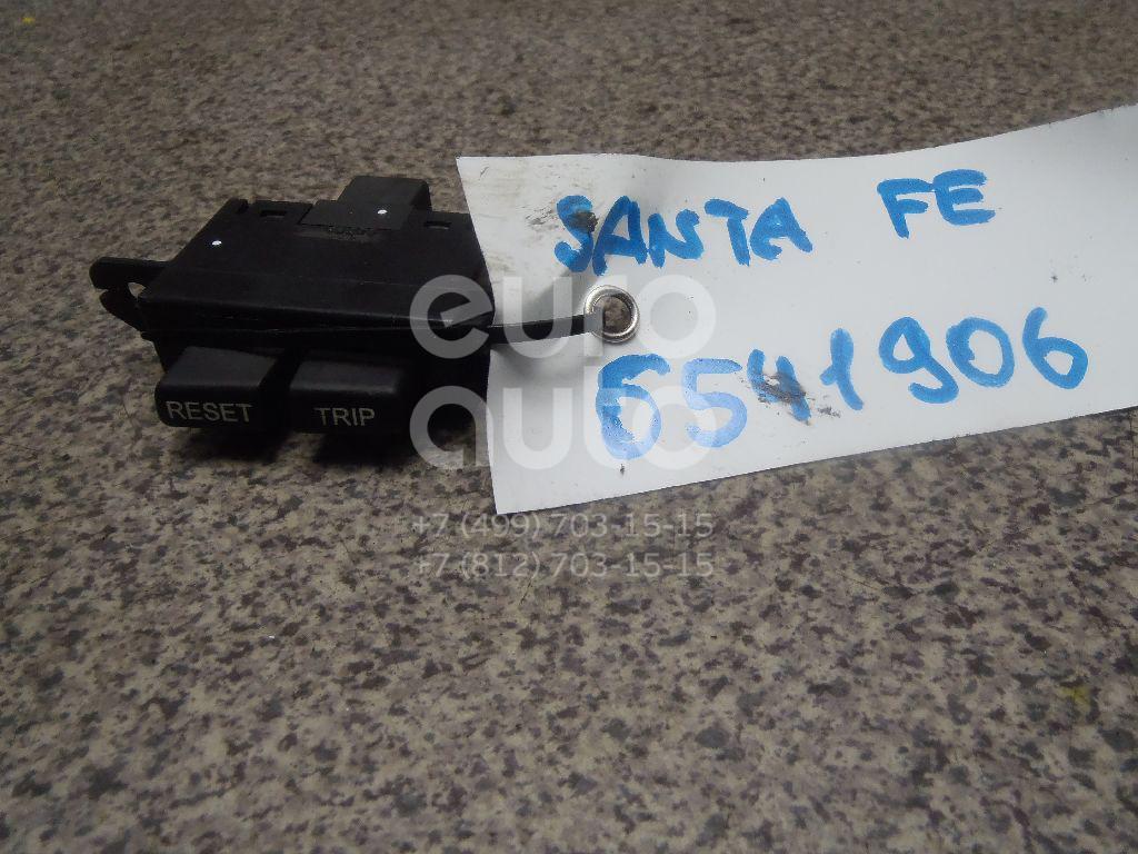 Купить Кнопка многофункциональная Hyundai Santa Fe (CM) 2006-2012; (937602B000)