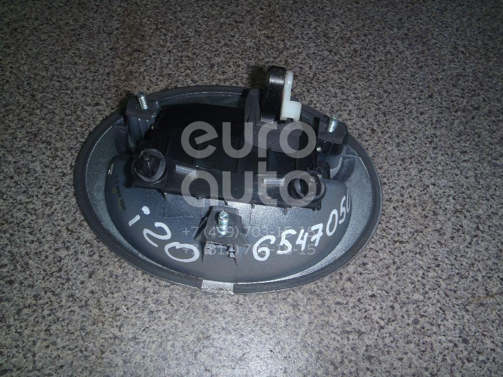 Купить Ручка двери багажника наружная Hyundai i20 2008-2014; (817201J020)