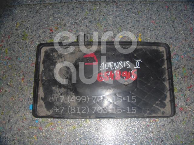 Купить Крепление АКБ (корпус/подставка) Toyota Avensis II 2003-2008; (7443105080)