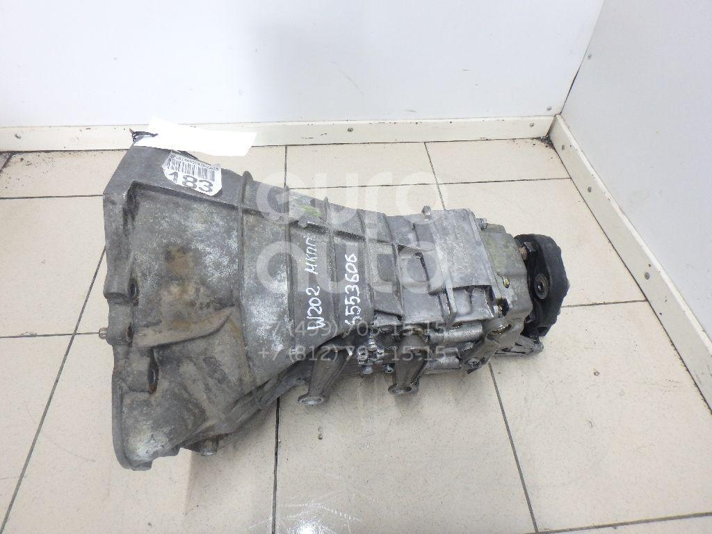 Купить МКПП (механическая коробка переключения передач) Mercedes Benz W202 1993-2000; (2022601400)