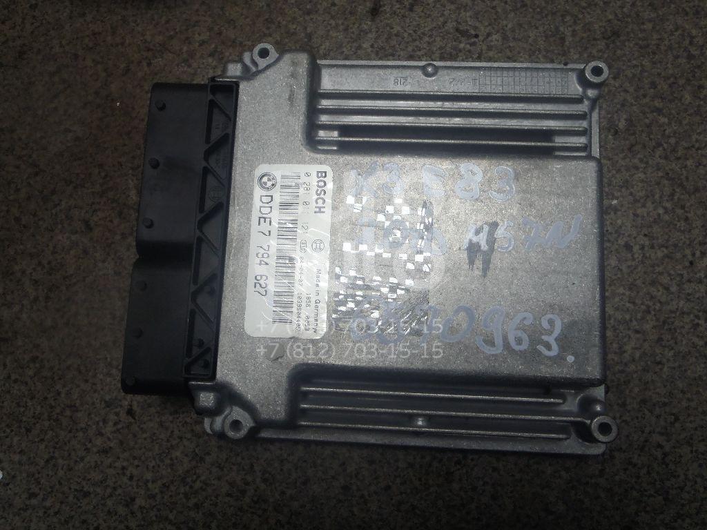Купить Блок управления двигателем BMW X3 E83 2004-2010; (13617794627)