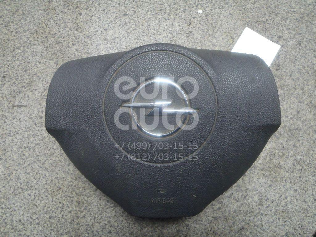 Подушка безопасности в рулевое колесо Opel Astra H / Family 2004-2015; (13111344)  - купить со скидкой