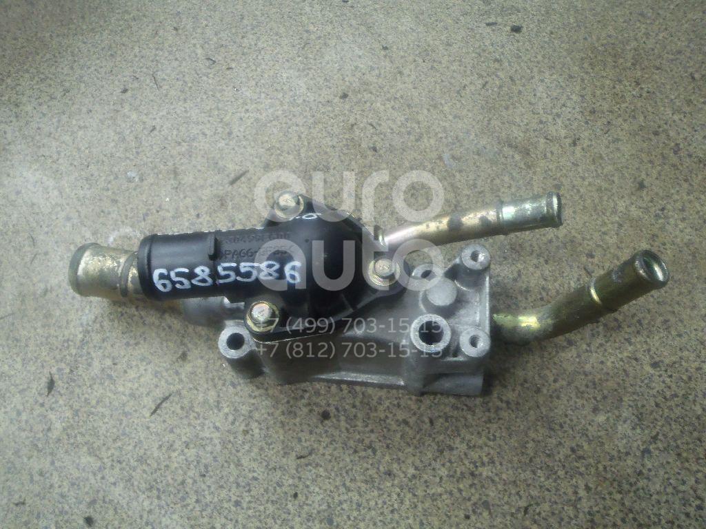 Корпус термостата Nissan Almera N16 2000-2006; (110619F601)
