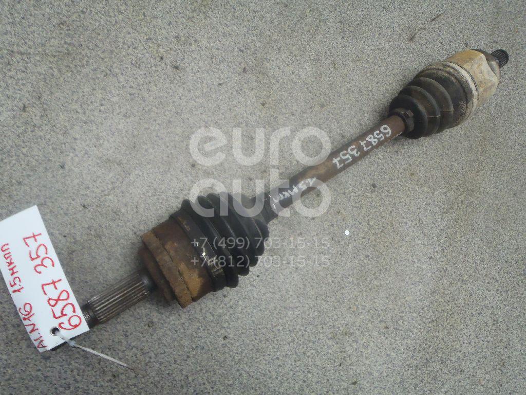 Купить ШРУС внутренний передний Nissan Almera N16 2000-2006; (39204BM526)