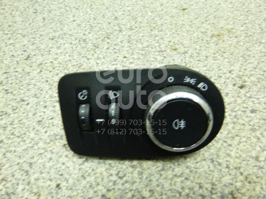 Купить Переключатель света фар Opel Meriva B 2010-; (13294818)