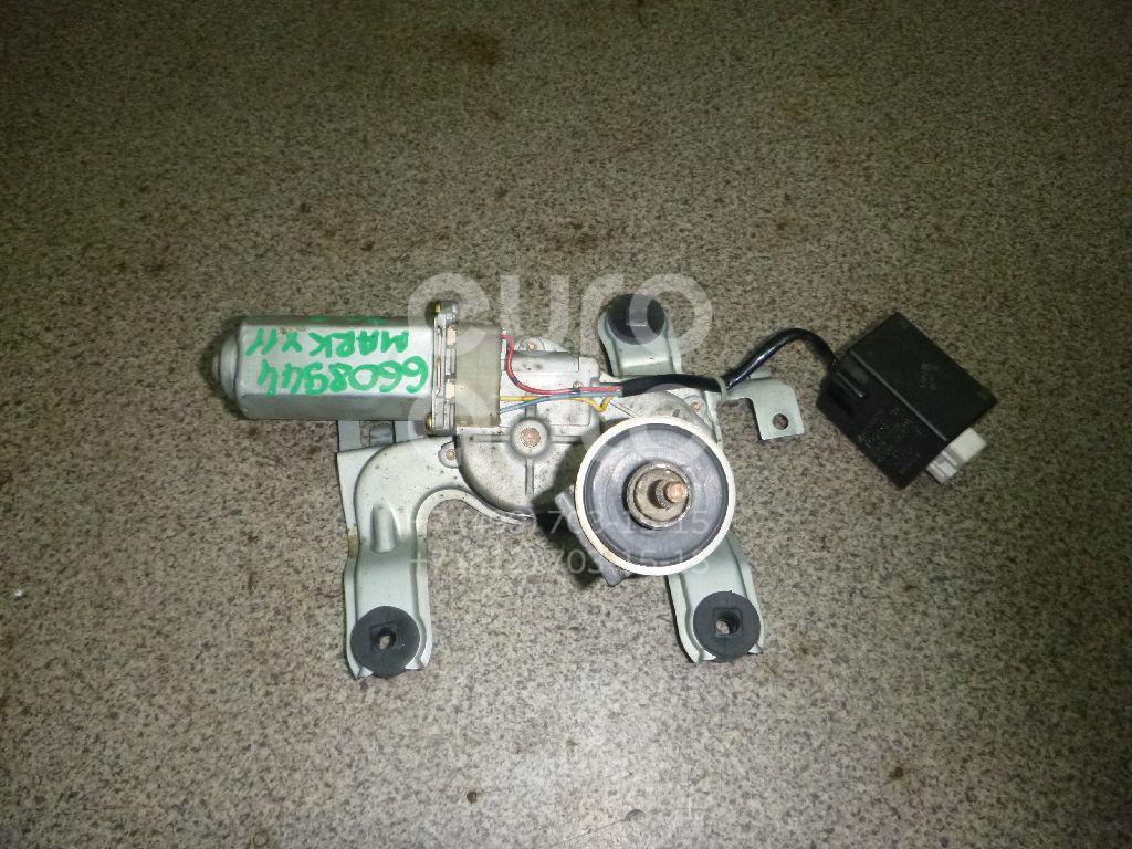 Купить Моторчик стеклоочистителя задний Toyota Mark 2 (X11#) 2000-2007; (8513022580)