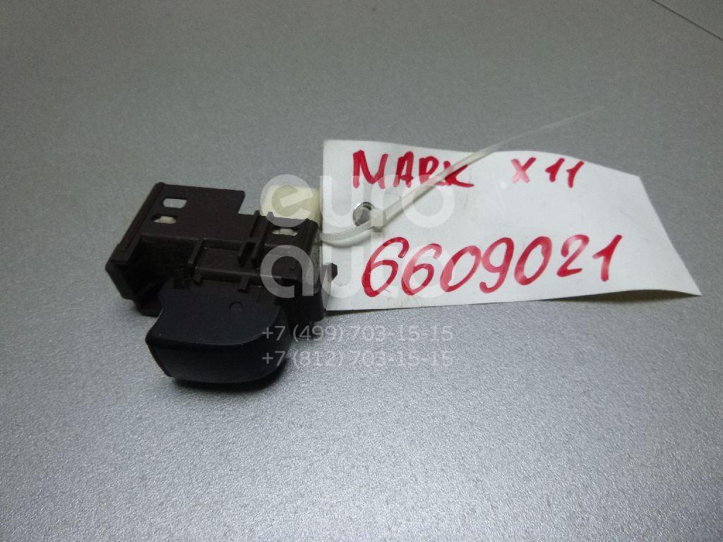 Кнопка стеклоподъемника Toyota Mark 2 (X11#) 2000-2007; (8403022010)  - купить со скидкой