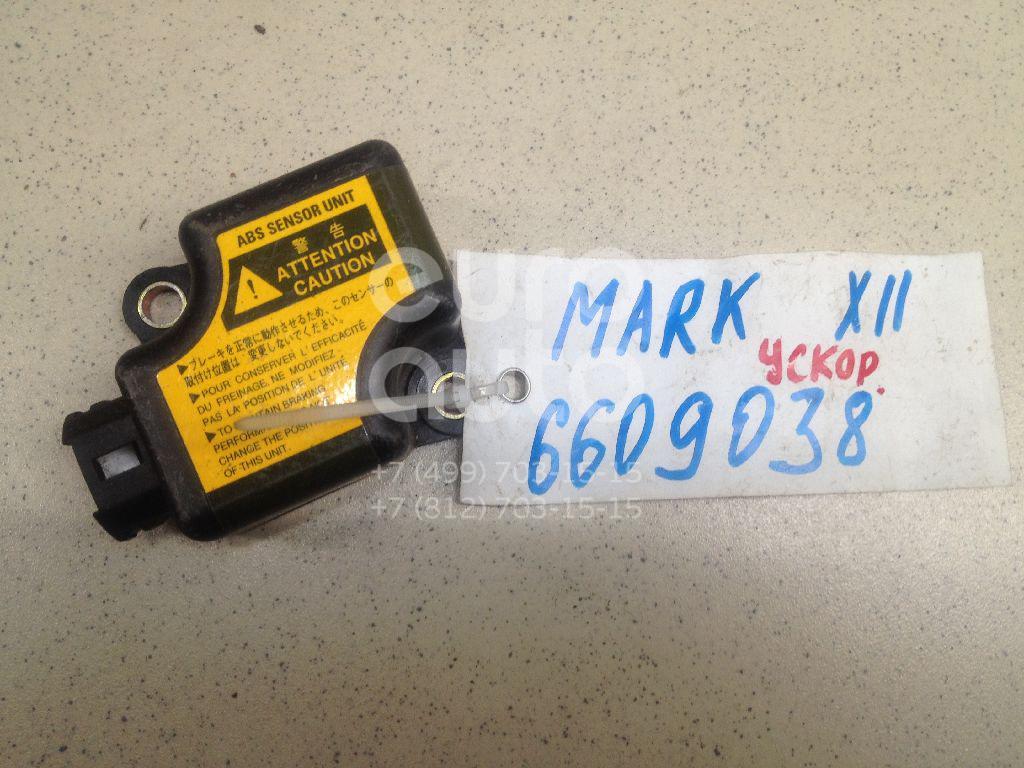 Купить Датчик ускорения Toyota Mark 2 (X11#) 2000-2007; (8944130040)
