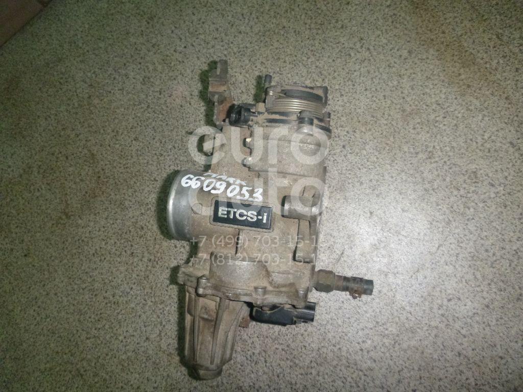 Купить Заслонка дроссельная электрическая Toyota Mark 2 (X11#) 2000-2007; (2203046200)