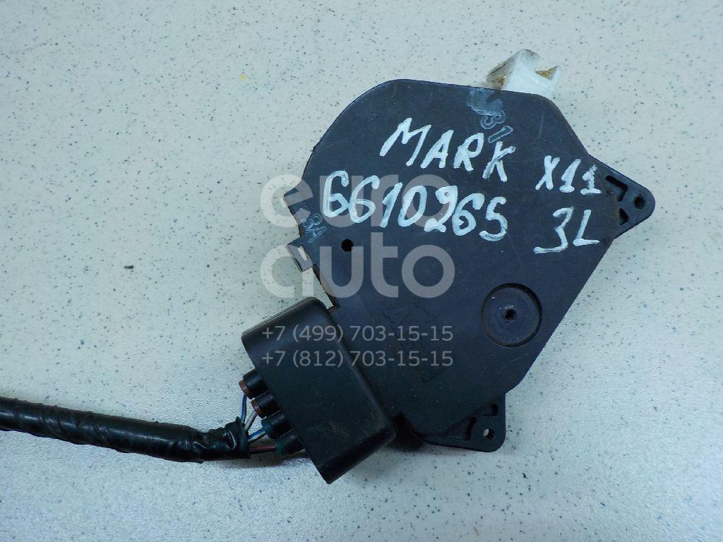 Купить Активатор замка двери Toyota Mark 2 (X11#) 2000-2007; (6973022070)