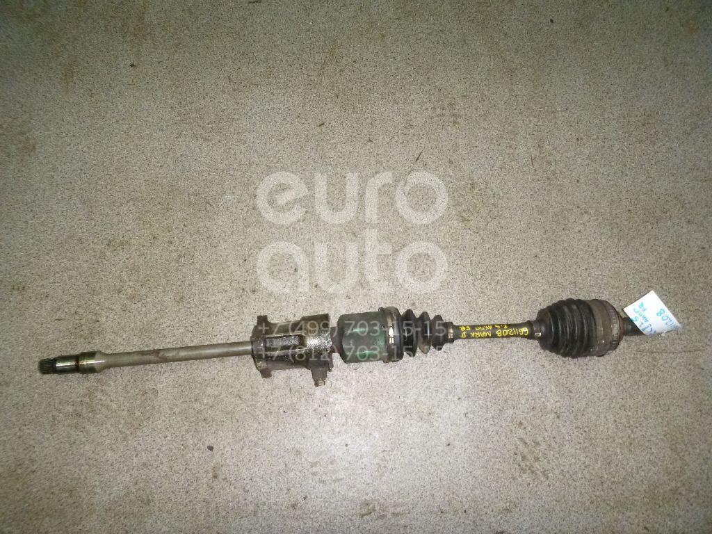 Купить Полуось передняя правая Toyota Mark 2 (X11#) 2000-2007; (4341022010)