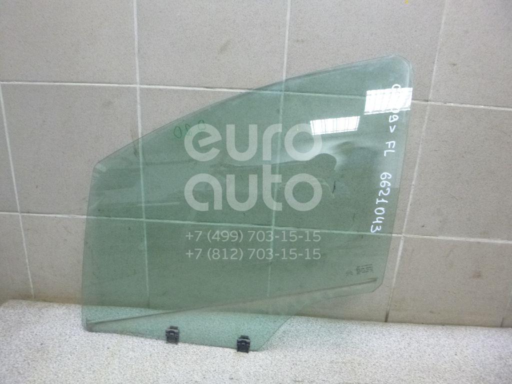 Купить Стекло двери передней левой Citroen C3 2009-2016; (9201P4)