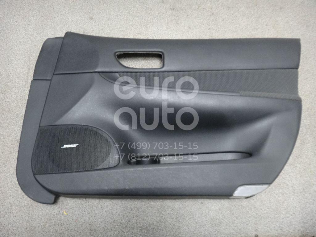 Обшивка двери передней правой Mazda Mazda 6 (GG) 2002-2007; (GK3A6842YD)