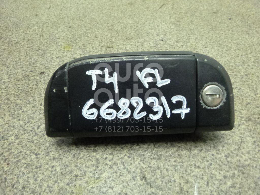 Купить Ручка двери передней наружная левая VW Transporter T4 1991-1996; (701837209)