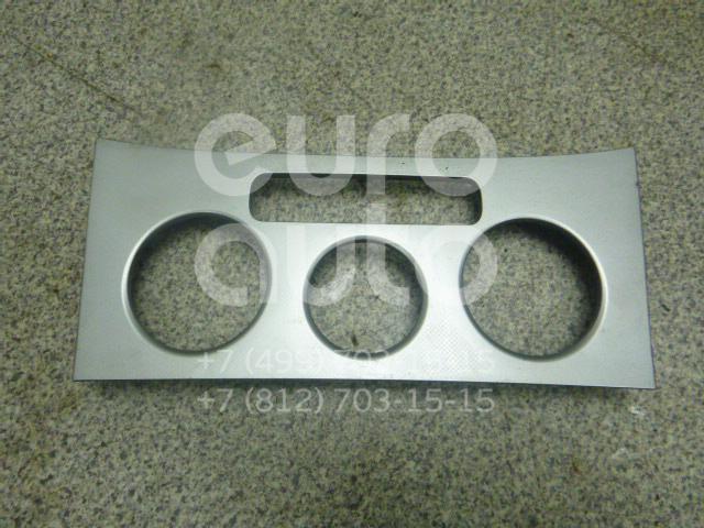 Накладка декоративная VW Passat [B6] 2005-2010; (3C0863099)
