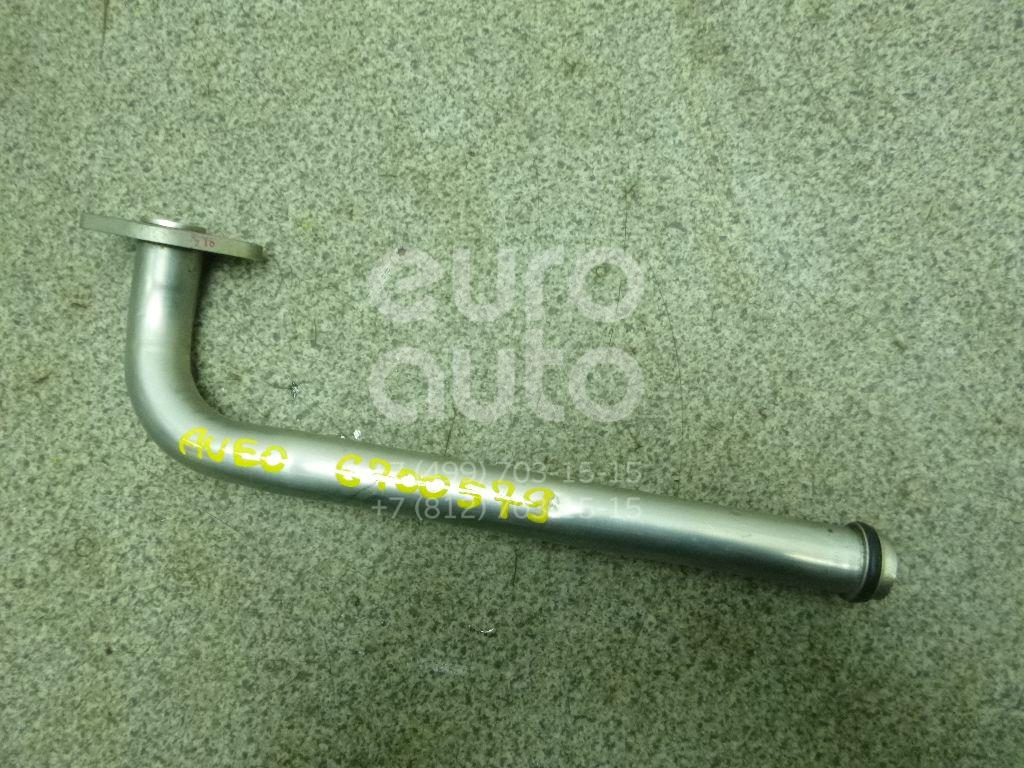 Купить Трубка охлажд. жидкости металлическая Chevrolet Aveo (T300) 2011-; (55353329)