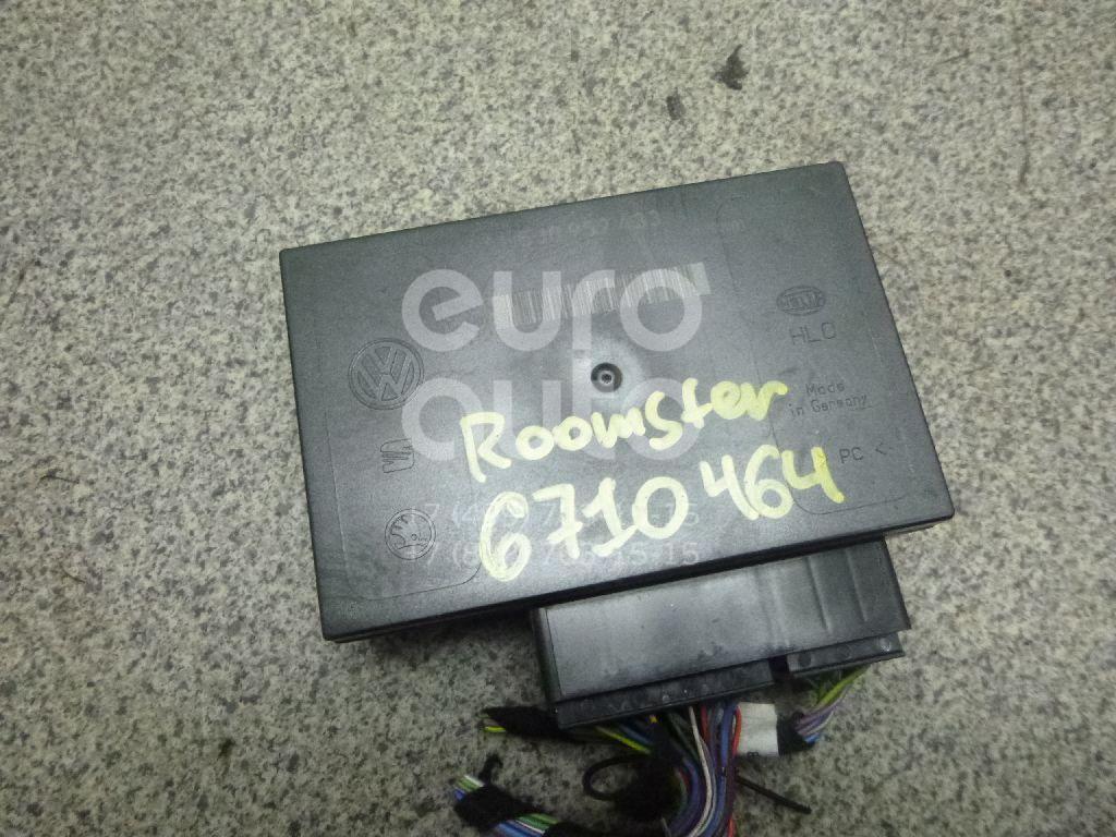 Блок комфорта Skoda Roomster 2006-2015; (5J0959433)  - купить со скидкой