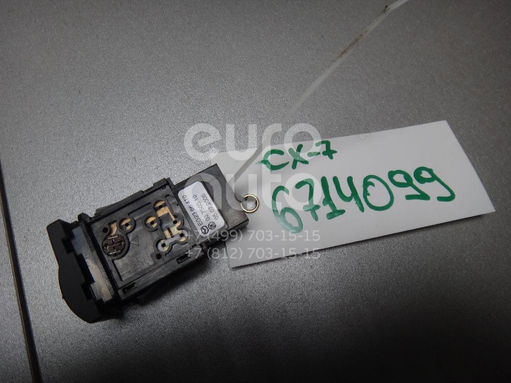 Кнопка многофункциональная Mazda CX 7 2007-2012; (EG23664T0)