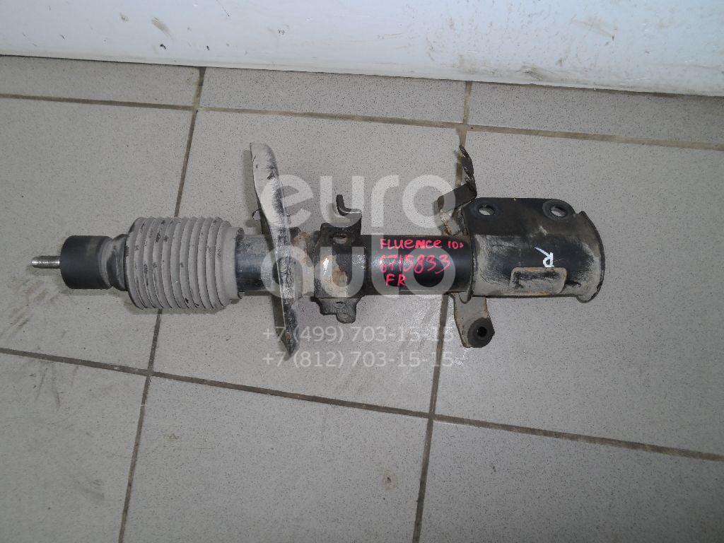 Амортизатор передний Renault Fluence 2010-; (543023826R)  - купить со скидкой