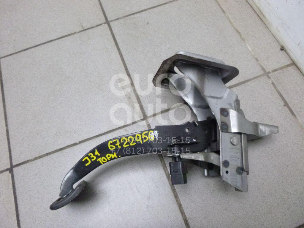 Купить Педаль тормоза Nissan Teana J31 2006-2008; (465019W50A)
