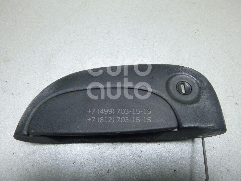 Купить Ручка двери передней наружная левая Renault Kangoo 2003-2008; (7700354478)