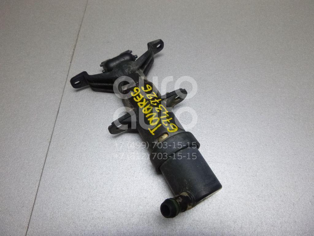 Форсунка омывателя фары VW Touareg 2002-2010; (7L6955978)  - купить со скидкой